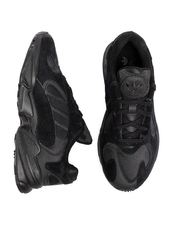 adidas adidas Buty Yung-1 G27026 Czarny