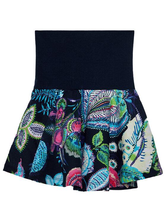 Desigual Desigual Spódnica Montgomery 20WGFK01 Kolorowy Regular Fit