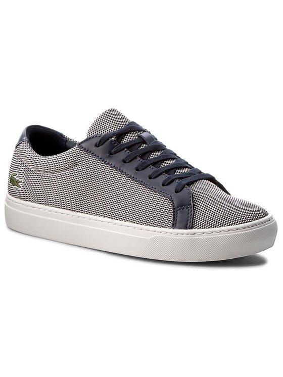 Lacoste Lacoste Sneakersy L.12.12 217 1 CAM 7-33CAM1050003 Tmavomodrá