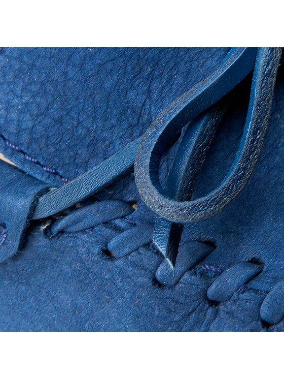 Clarks Clarks Μοκασίνια Natala Rio 261230614 Σκούρο μπλε