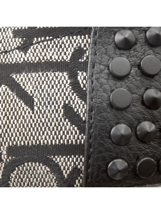 Calvin Klein Jeans Calvin Klein Jeans Μπαλαρίνες Maite Ck Jacquard/Micro Studs RE9150 Γκρι