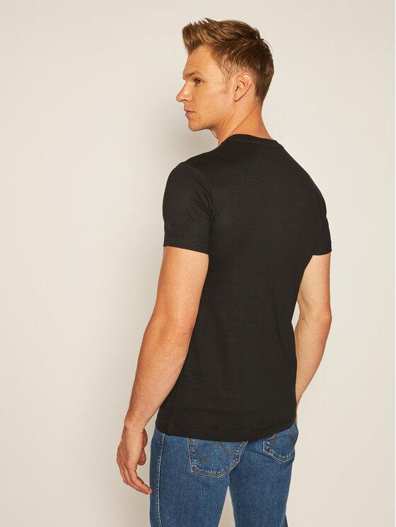 Calvin Klein Jeans Calvin Klein Jeans T-Shirt J30J315737 Černá Regular Fit