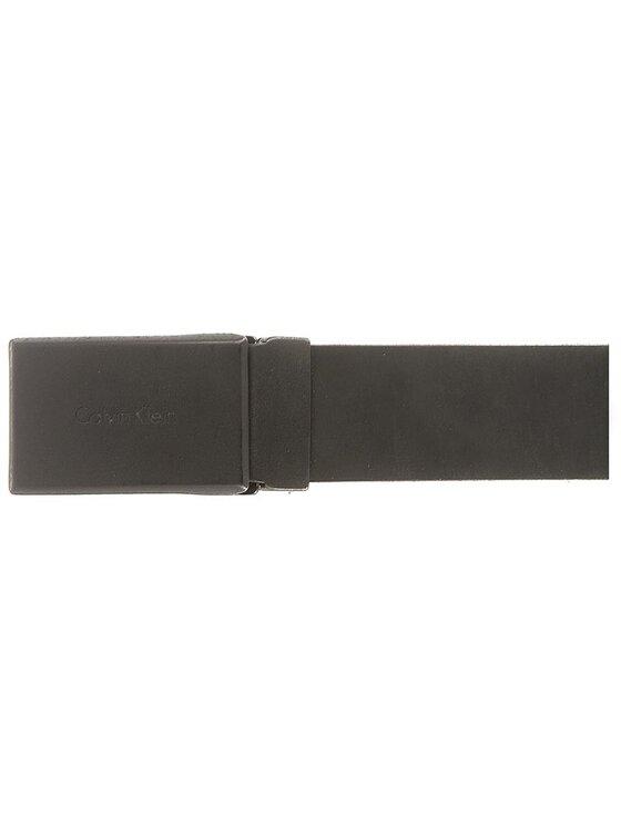 Calvin Klein Calvin Klein Curea pentru Bărbați Madox Plaque Belt K50K502362 100 Negru