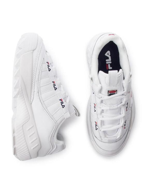 Fila Fila Sneakersy D-Formation Wmn 5CM00514.125 Biały