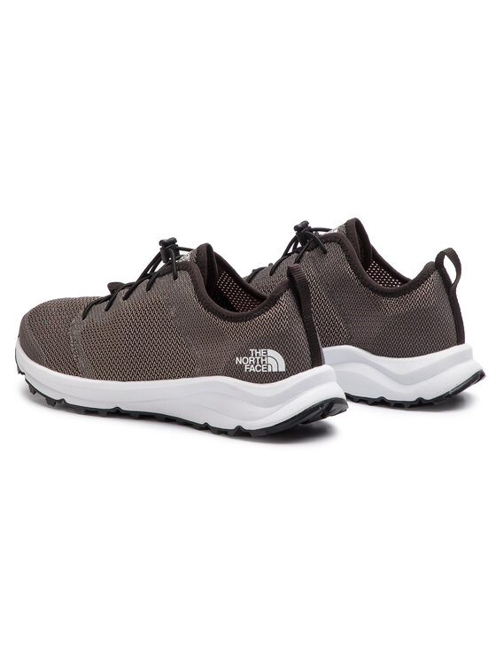The North Face The North Face Trekkingschuhe Litewave Flow Lace II T93RDSKY4 Grau