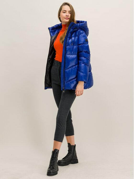 Woolrich Woolrich Vatovaná bunda Packable Brich WWCPS2839 UT1702 Modrá Regular Fit