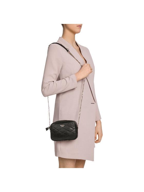 Guess Guess Handtasche Penelope (VG) Mini-Bag HWVG69 63700 Schwarz