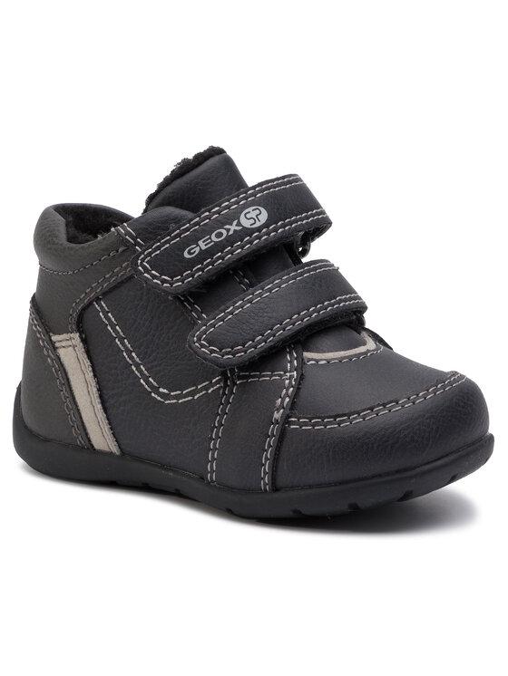 Geox Auliniai batai B Elethan B. A B941PA 000ME C0832 Tamsiai mėlyna