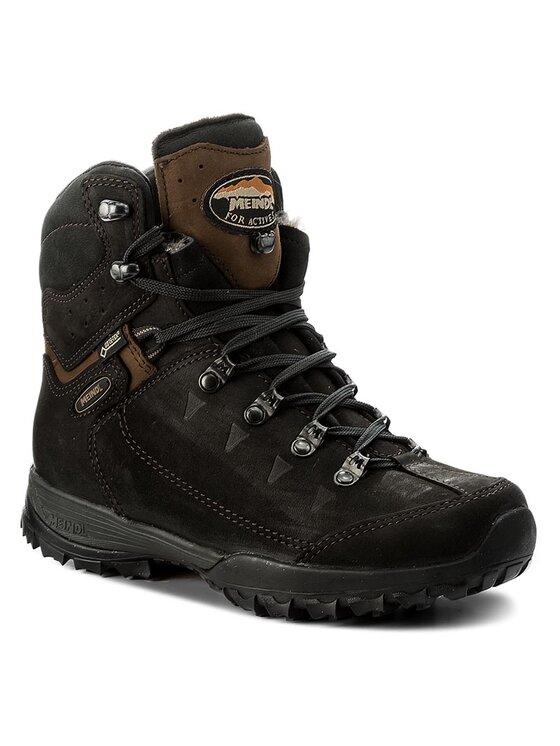 Meindl Turistiniai batai Gastein Lady Gtx GORE-TEX 7747 680240-1 Juoda