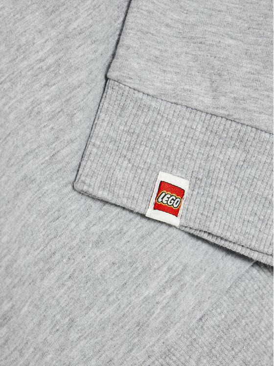 LEGO Wear LEGO Wear Bluza 12010048 Szary Regular Fit