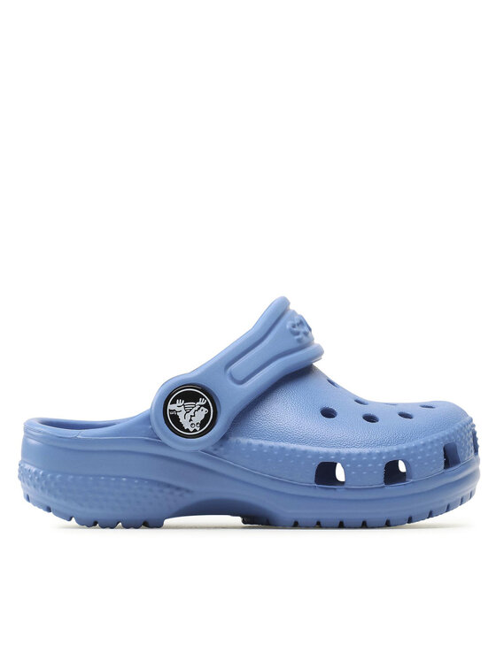 Crocs Crocs Klapki Classic Clog K 204536 Niebieski