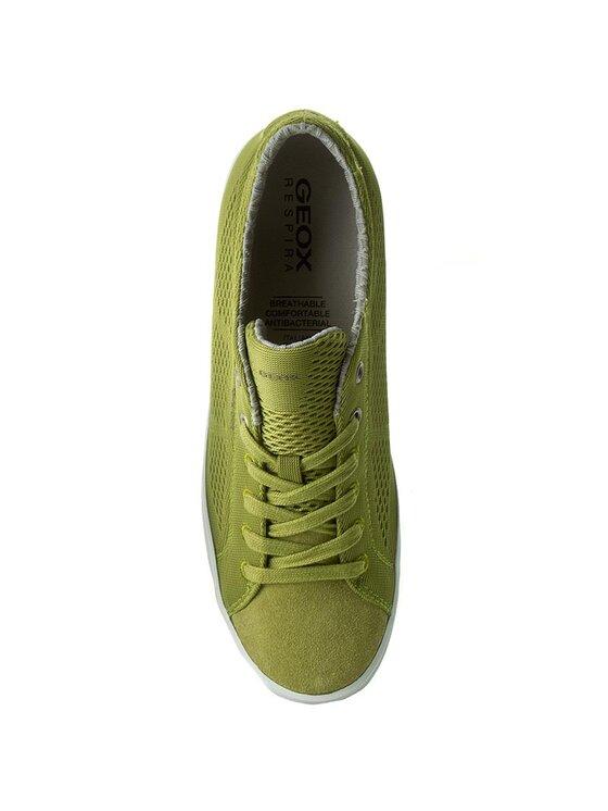 Geox Geox Πάνινα παπούτσια U Smart B U72X2B 01422 C3015 Πράσινο