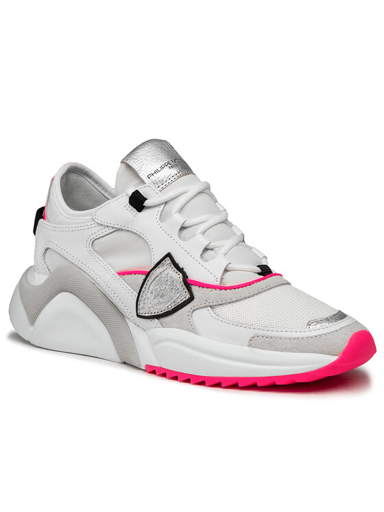 Philippe Model Laisvalaikio batai Eze EZLD WF06 Balta