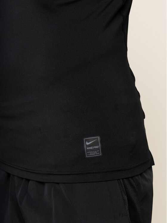 Nike Nike T-shirt technique Pro 838091 Noir Tight Fit