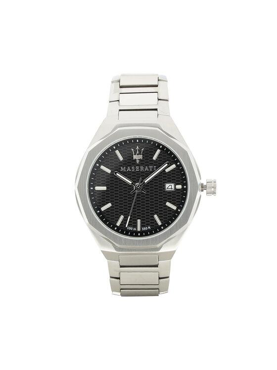 Maserati Laikrodis Stile R8853142003 Sidabrinė
