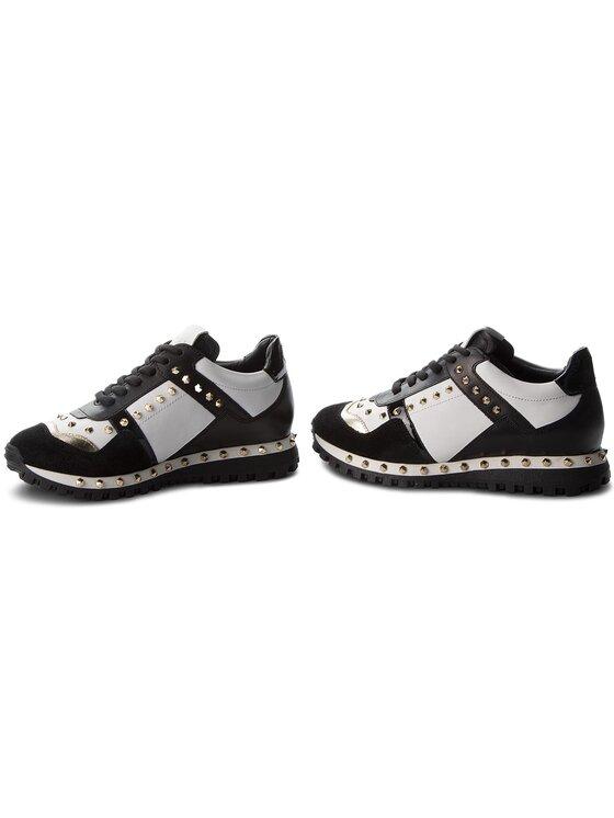 TWINSET TWINSET Sneakersy Running CA8PAC Černá