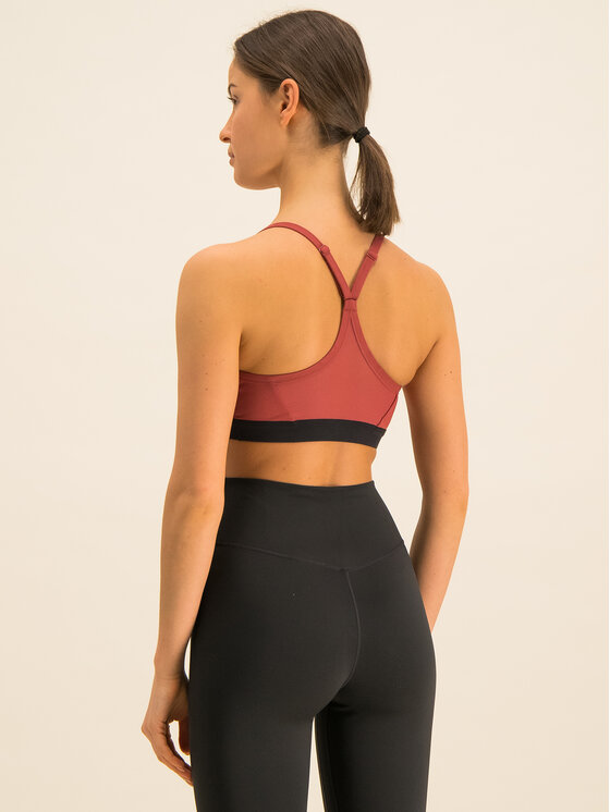 Nike Nike Сутиен-топ Indy 878614 Бордо