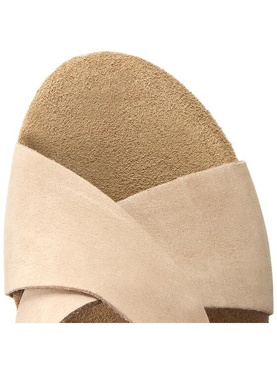 Clarks Clarks Sandále Caslynn Shae 261070674 Béžová