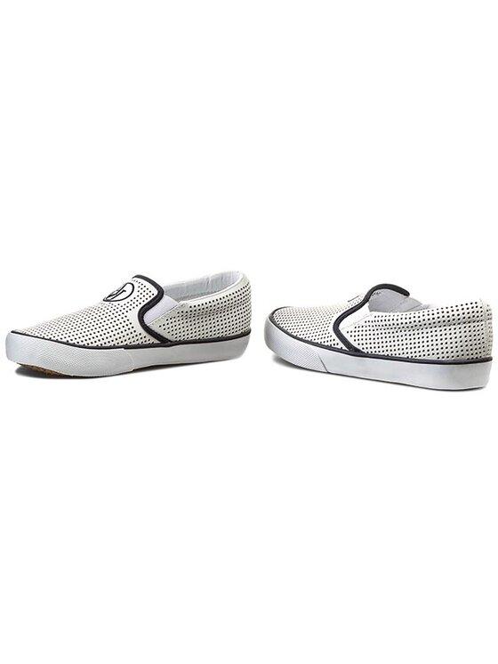Armani Jeans Armani Jeans Κλειστά παπούτσια A55D3 25 10 Λευκό