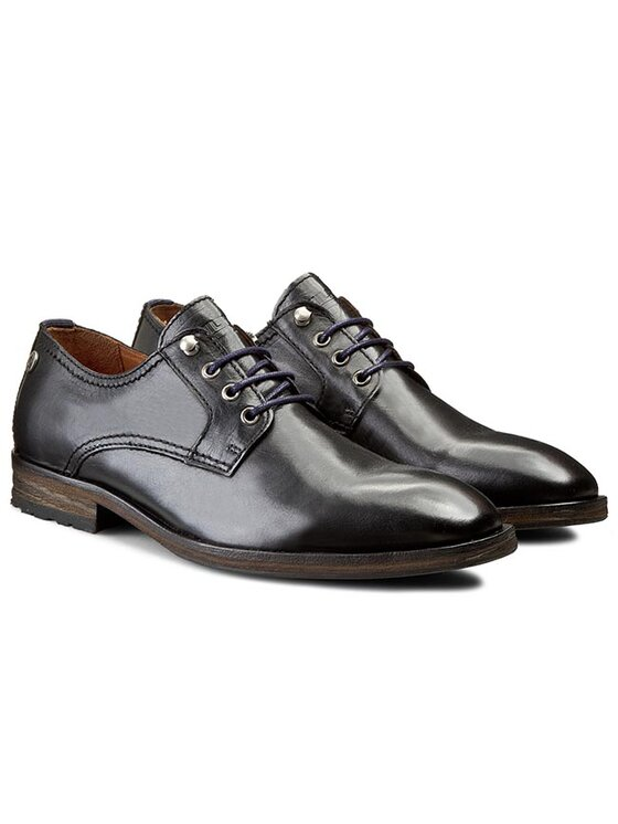 Tommy Hilfiger Tommy Hilfiger Chaussures basses DENIM Smu_Dayton 1A EM56819585 Noir