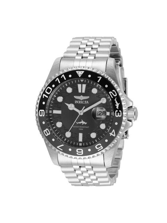 Invicta Watch Laikrodis Pro Diver 35129 Sidabrinė