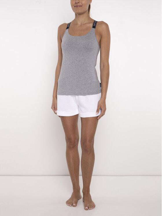 Emporio Armani Underwear Emporio Armani Underwear Felső 164160 9P317 00748 Szürke Slim Fit