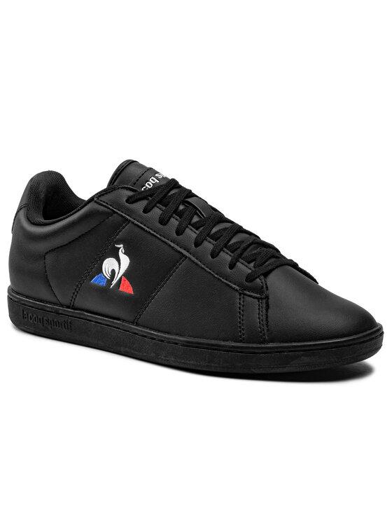 Le Coq Sportif Laisvalaikio batai Courtset 2020159 Juoda