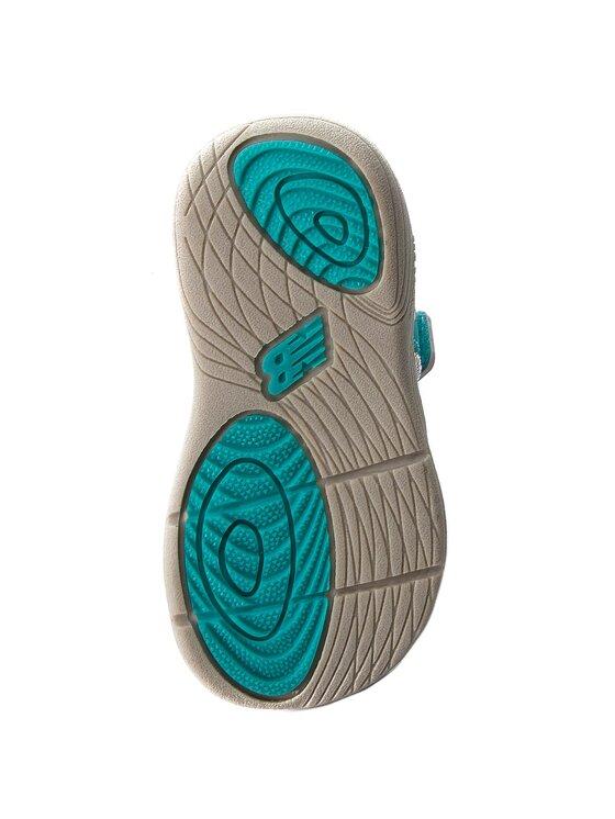 New Balance New Balance Sandály K2004GRG Modrá