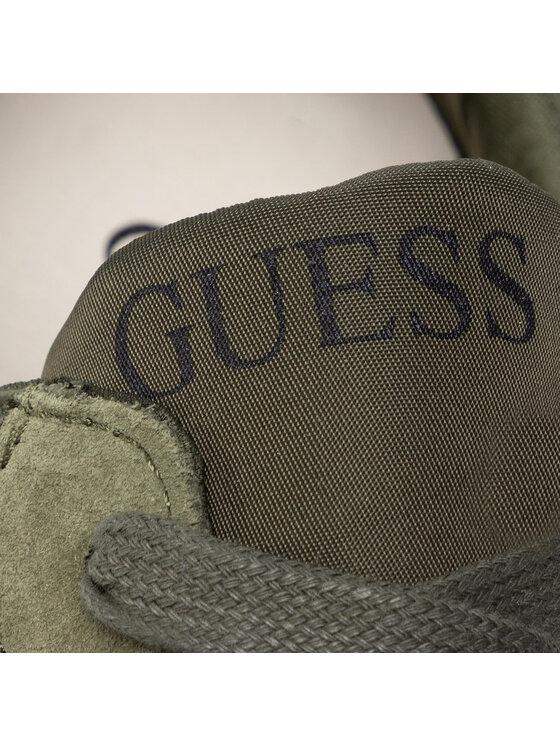 Guess Guess Сникърси Charlie FM8CHA SUE12 Зелен