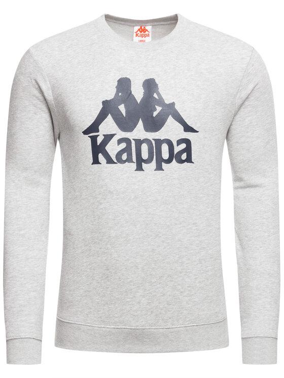 Kappa Kappa Суитшърт Sertum 703797 Сив Regular Fit