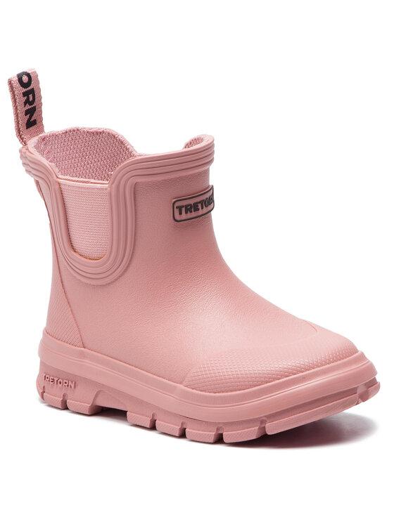 Tretorn Guminiai batai Aktiv Chelsea 473375 Rožinė