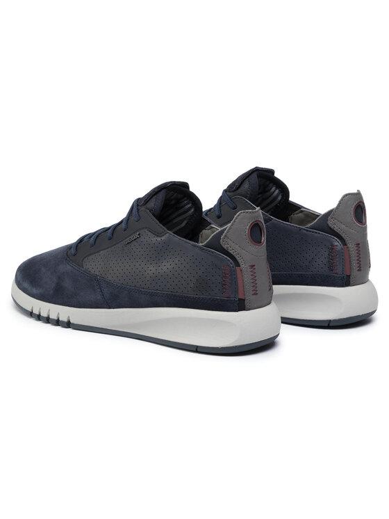 Geox Geox Laisvalaikio batai U Aerantis A U927FA 02243 C4064 Tamsiai mėlyna