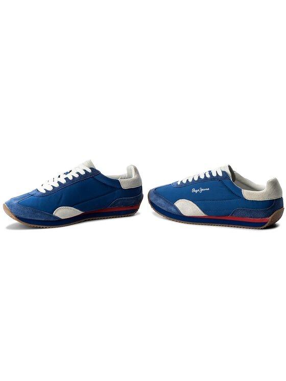 Pepe Jeans Pepe Jeans Sportcipő Tahiti PMS30367 Kék
