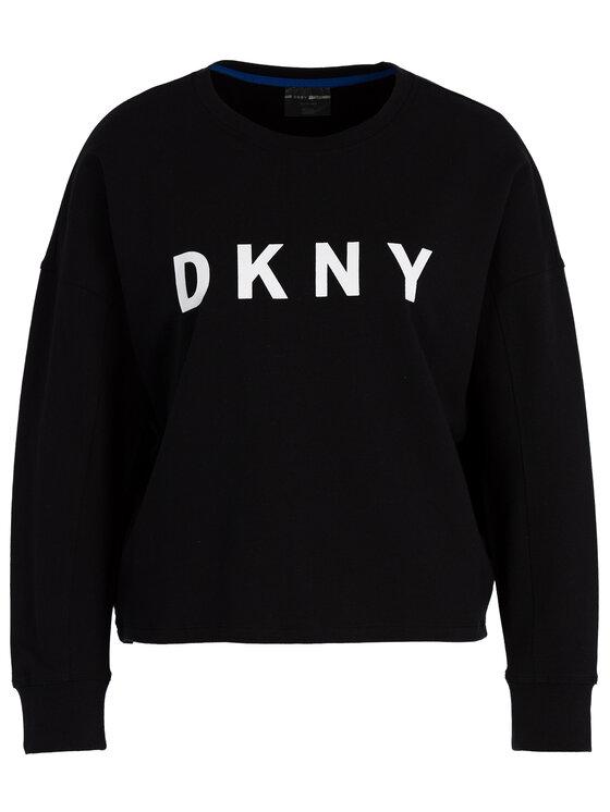 DKNY Sport DKNY Sport Felpa DP8T6188 Nero Regular Fit