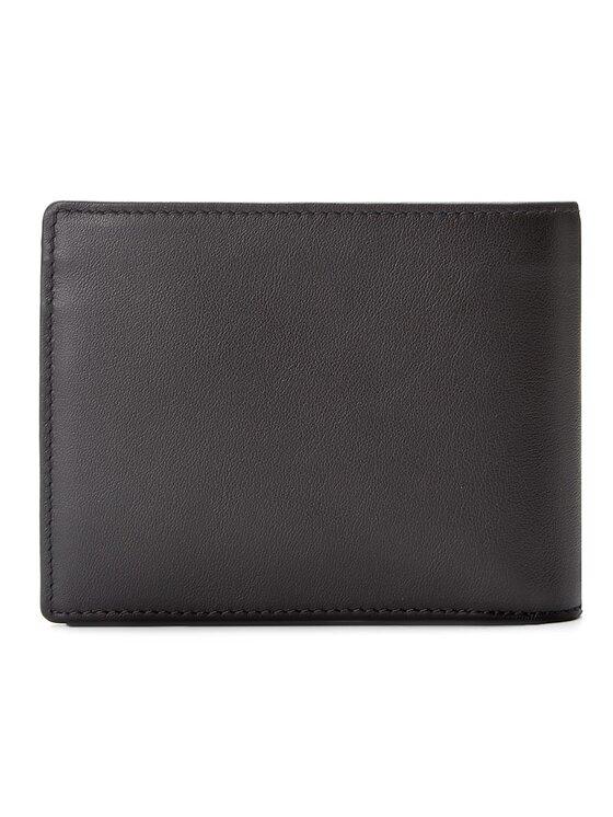 Baldinini Baldinini Velká pánská peněženka 676036DAPE17 Černá