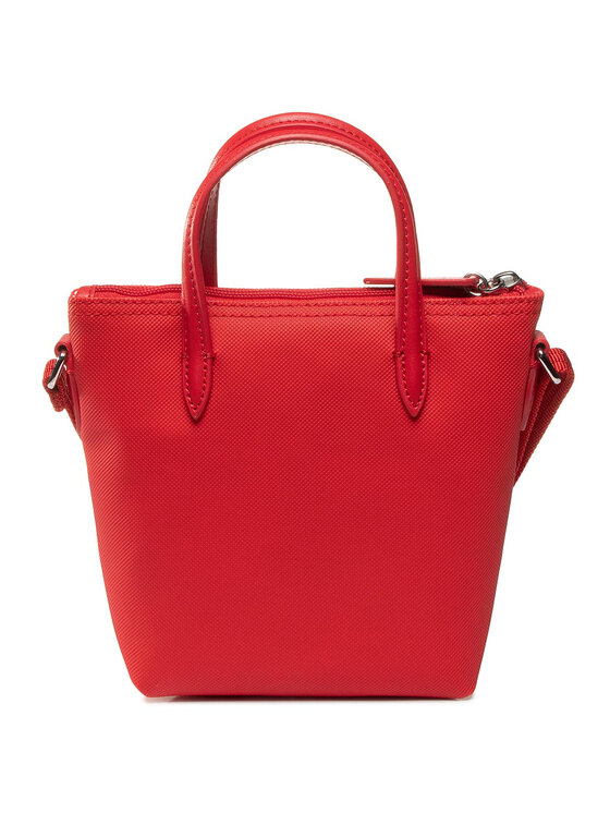 Lacoste Lacoste Torebka Xs Shopping Cross Bag NF2609PO Czerwony