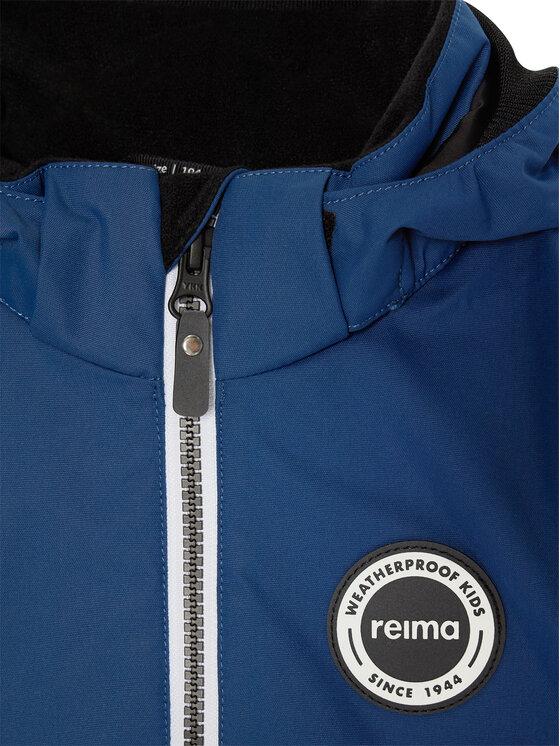 Reima Reima Átmeneti kabát 521644 Sötétkék Regular Fit