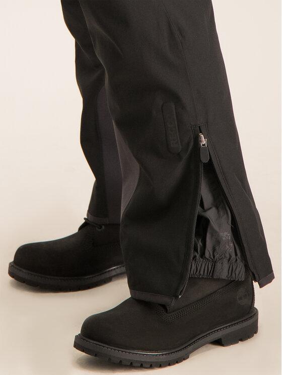 Jack Wolfskin Jack Wolfskin Lyžiarske nohavice Bridgeport 1111841-6000 Čierna Regular Fit