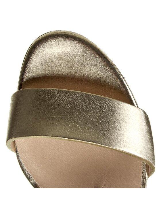 Furla Furla Sandalen Magia 873435 S Y941 HO0 Goldfarben