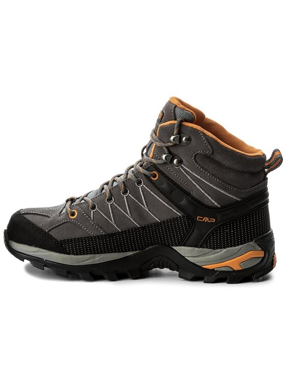 CMP CMP Bakancs Rigel Mid Trekking Shoes Wp 3Q12947 Arany