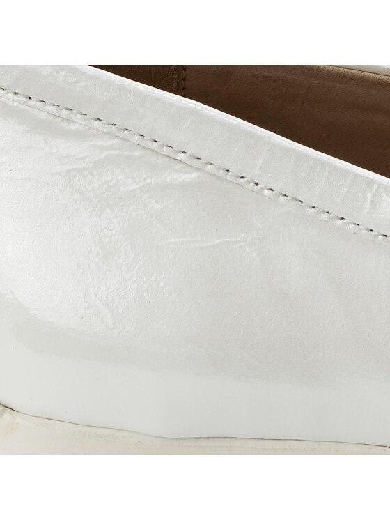 Caprice Caprice Μοκασίνια 9-24251-20 Λευκό