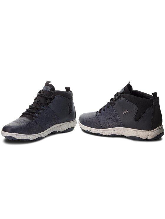 Geox Geox Kotníková obuv U Nebula 4X4ABX A U742VA 046EK C4002 Tmavomodrá