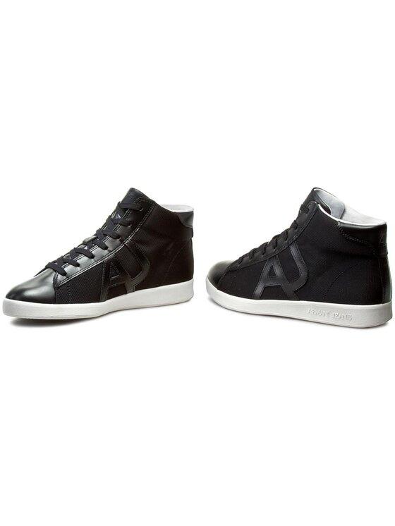 Armani Jeans Armani Jeans Sneakersy 935566 CC503 09936 Granatowy