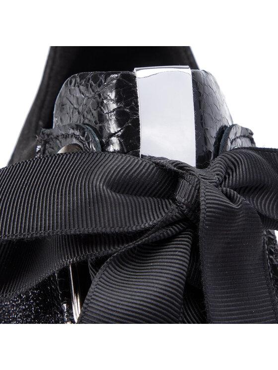 Karino Karino Sneakersy 2912/003-P Černá