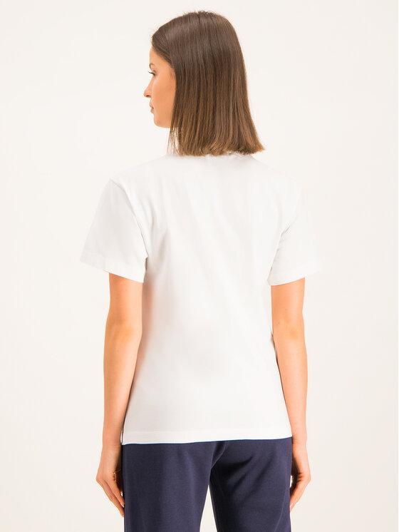MAX&Co. MAX&Co. T-shirt Tee 49749619 Blanc Regular Fit
