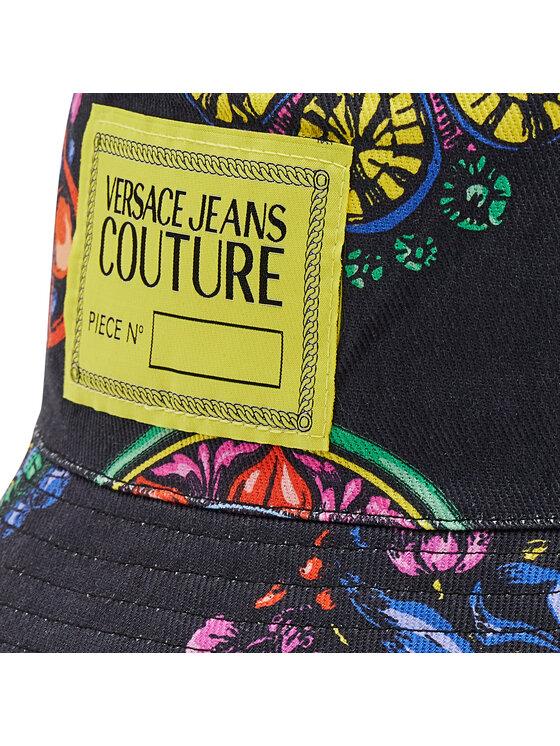 Versace Jeans Couture Versace Jeans Couture Šešir Bucket 71VAZK08 Crna