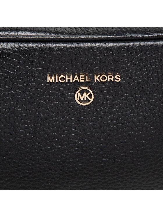 MICHAEL Michael Kors MICHAEL Michael Kors Kosmetyczka Jet Set Charm 32S1GT9T3L Czarny