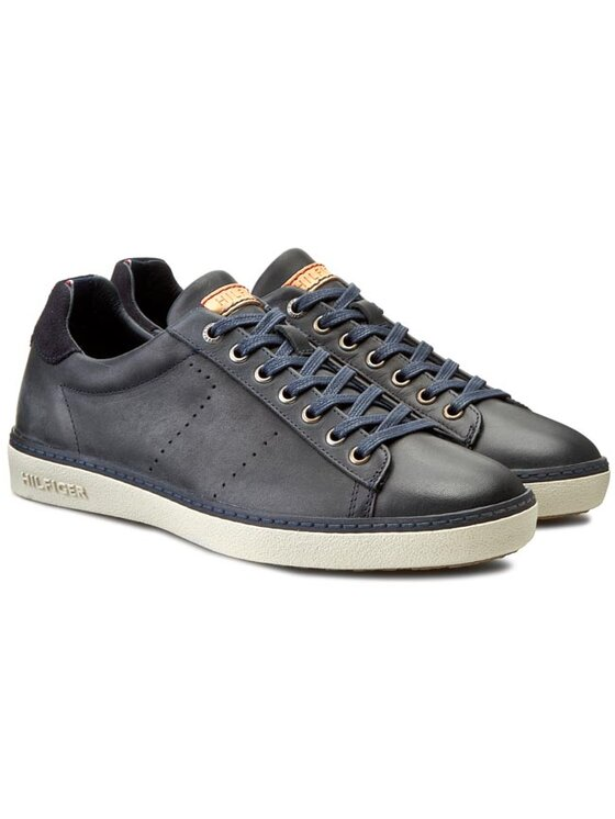 Tommy Hilfiger Tommy Hilfiger Sneakers Clinton 1A FM56819907 Bleumarin