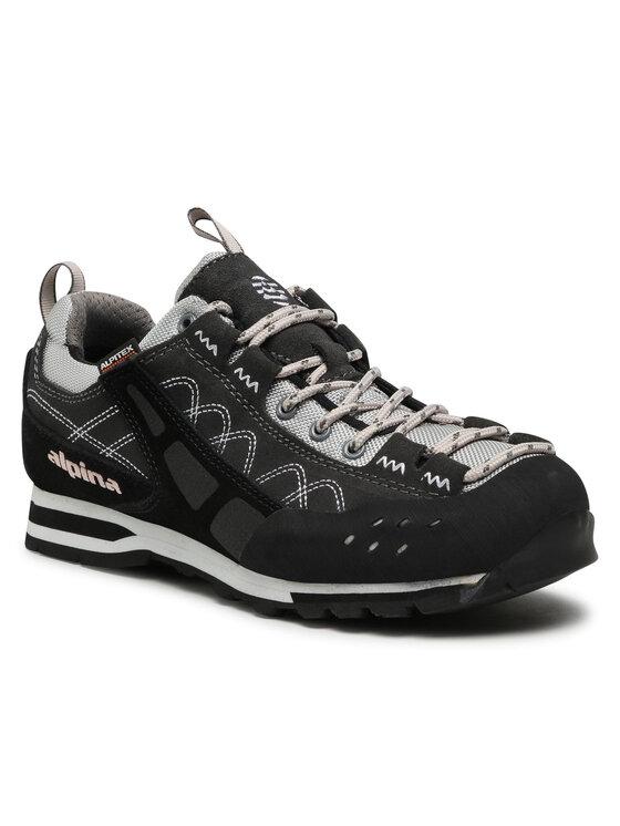 Alpina Turistiniai batai Royal Vibr 6274-1K Pilka