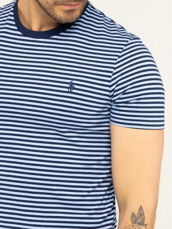 Polo Ralph Lauren Polo Ralph Lauren Tricou 710671463 Bleumarin Custom Slim Fit